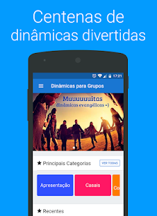 Dinâmicas para Grupos- screenshot thumbnail