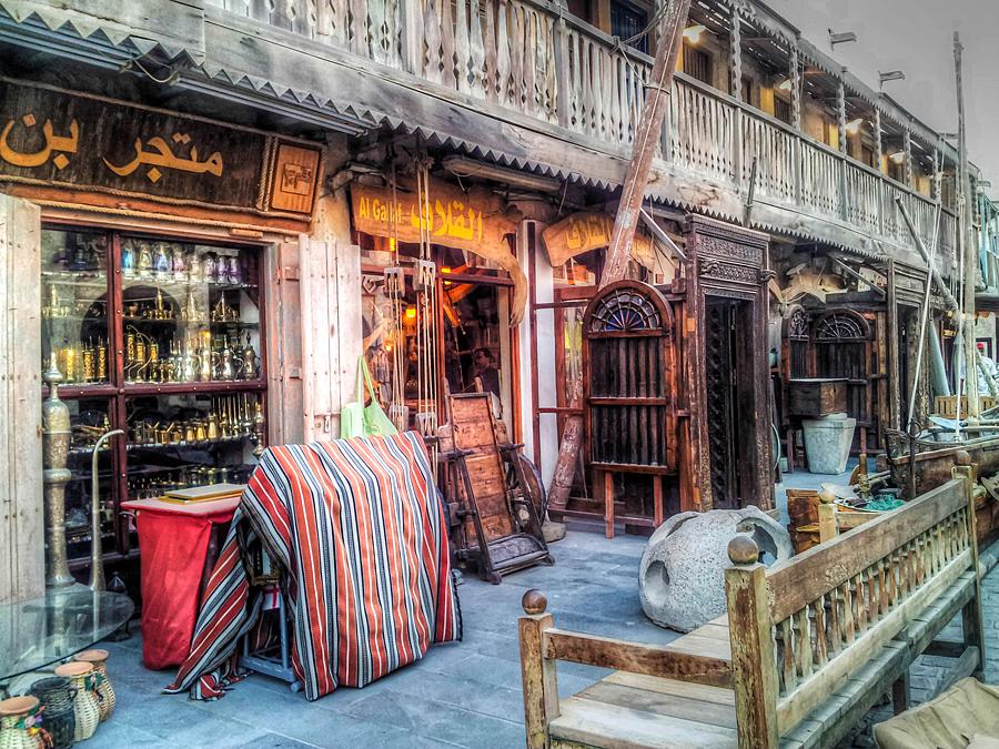 Souq Waqif, Qatar by Fitria Ramli - Artistic Objects Antiques ( , hdr )