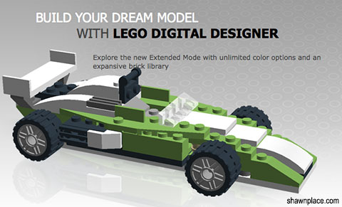 LEGO Design Software