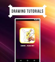 How to Draw Pokemon - screenshot thumbnail 01