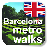 Barcelona Metro Walks - EN