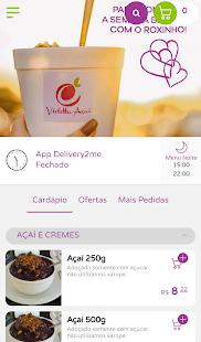Violetta Açaí - náhled