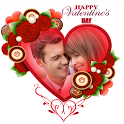 Valentine Day Photo Frame icon