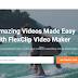 مراجعة للموقع FlexClip: أسهل طريقة لإنشاء مقاطع فيديو تحتوي على نصوص وموسيقى