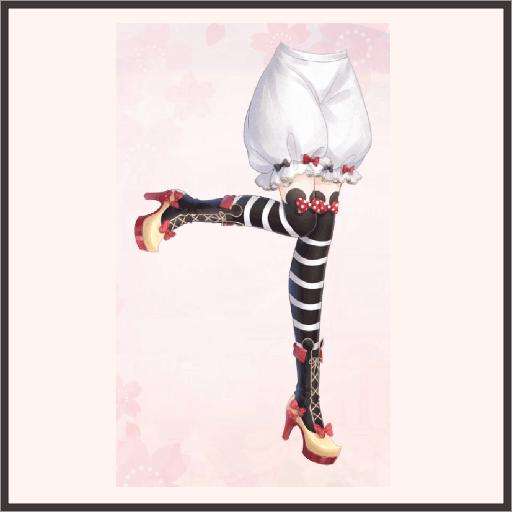 マジカルブーツ★ミニー