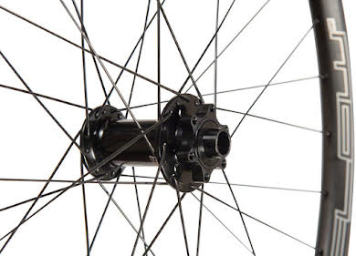 "Stans No Tubes Flow CB7 Front Wheel - 27.5"", 15 x 110mm, 6-Bolt, Black alternate image 2"
