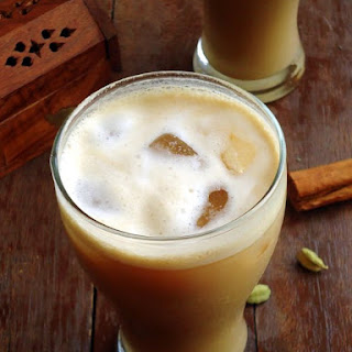 Spiced Cold Coffee