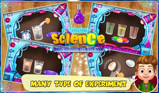 Science Experiments With Eggs- screenshot thumbnail