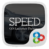 Speedd Go Launcher Theme