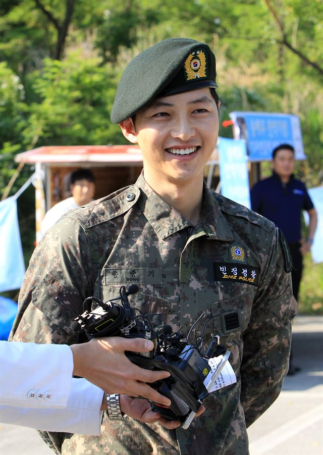 song joong ki army 4