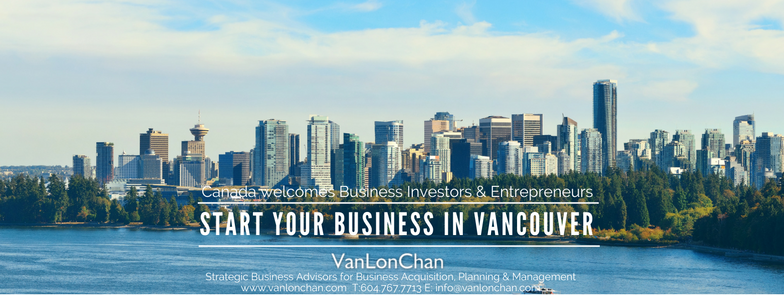Starting a business in Canada   How to start a business or invest in