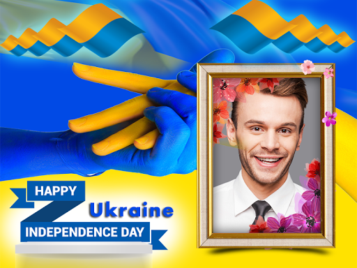玩免費攝影APP|下載Independence Day Ukraine Frame app不用錢|硬是要APP