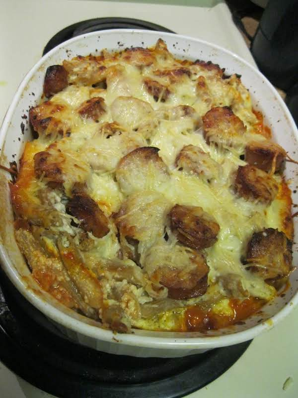 Italian Pasta Bake Recipe