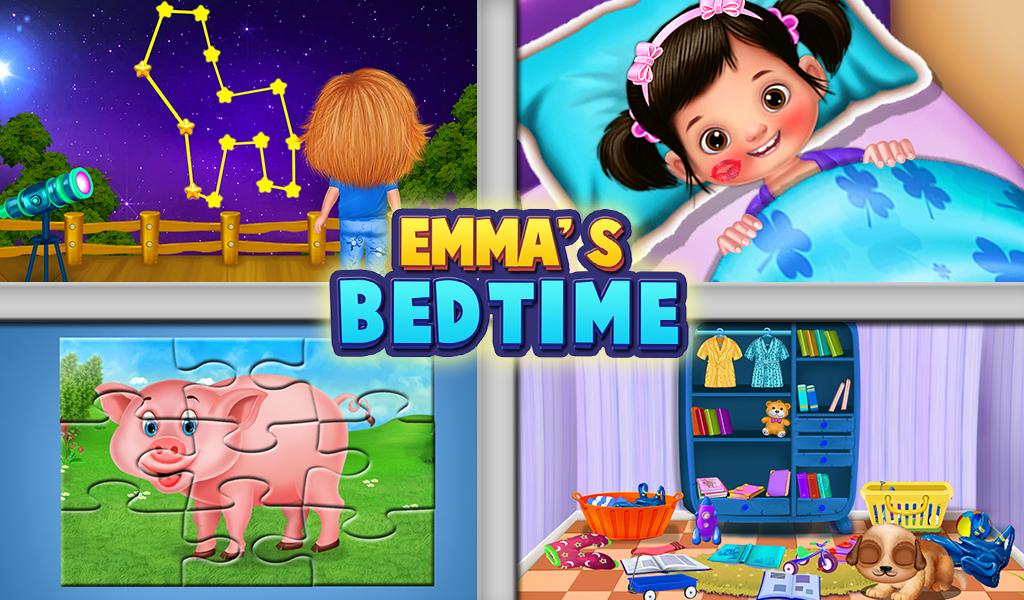 Emma's Bed Time- screenshot