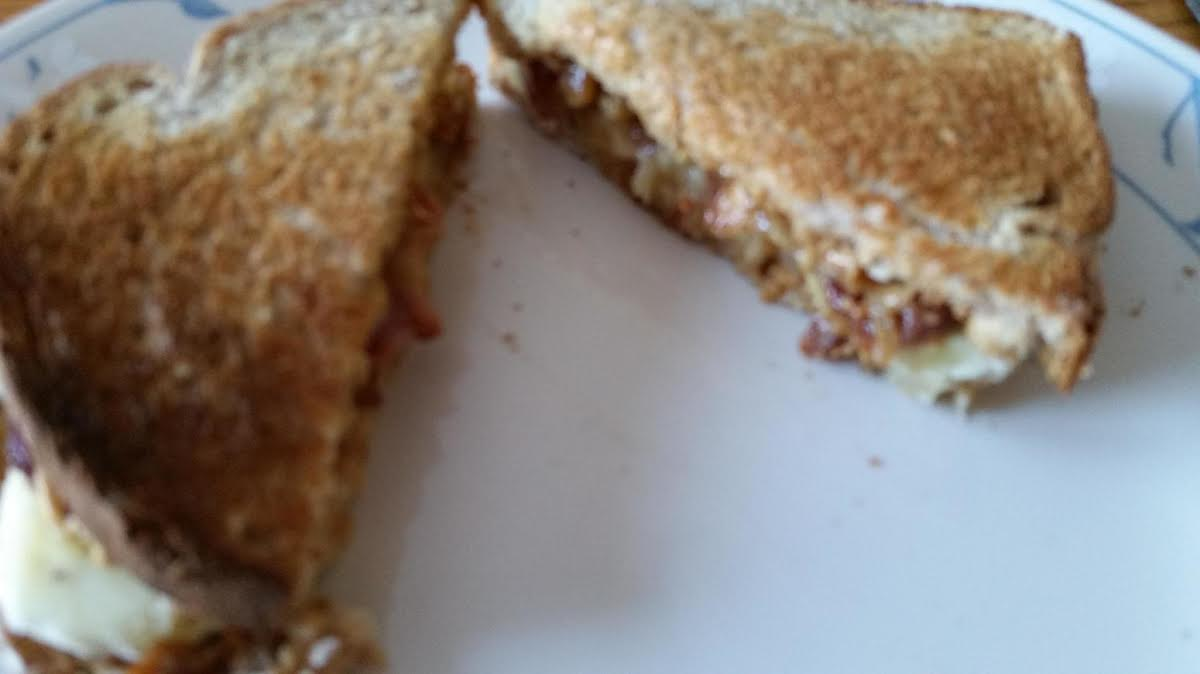 My Take On Elvis Peanut Butter Sandwich Just A Pinch Recipes