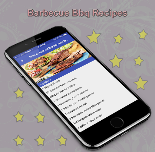 Barbecue Bbq Recipes 1.0 screenshots 5
