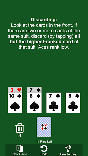 Aces Up Solitaire android2mod screenshots 2