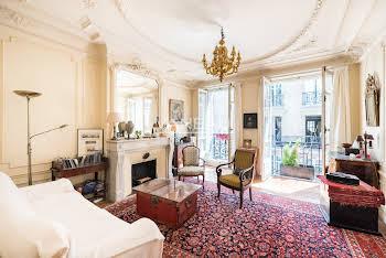 Appartement 5 pièces 117,34 m2