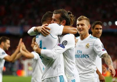 Blessé avec sa sélection, ce cadre du Real devrait être prêt pour le match face à Levante