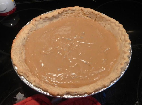 Pour while hot into the baked pie shell.***EGG WHITE DIRECTIONS:Beat the remaining 2 egg...