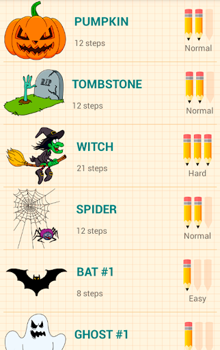 How to Draw Halloween