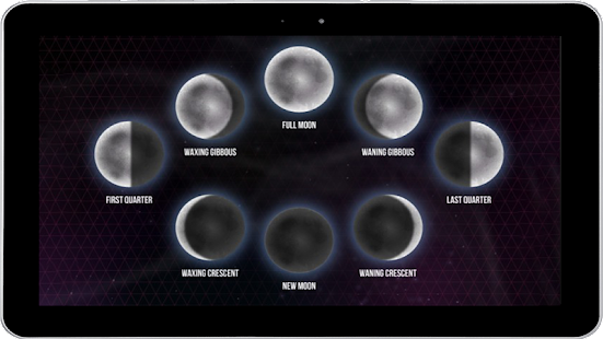 Download Moon Phase & Lunar Eclipse: Lunar Calendar For PC Windows and Mac apk screenshot 12