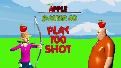 苹果大师3D- 100镜头