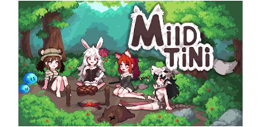 Meet cute pixel art characters!