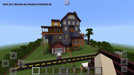 Maps Hello Neighbor for MCPE u2605 1.2.4 screenshots 3