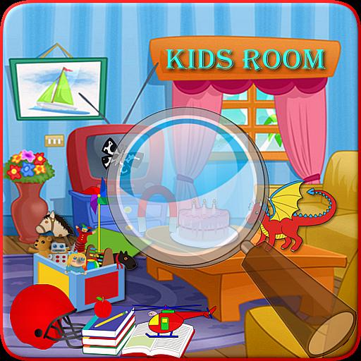 隠しは、子供オブジェクト 解謎 App LOGO-APP試玩