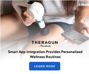 Theragun/Therabody Ad Example