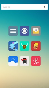 Miu - MIUI 6 Style Icon Pack - screenshot