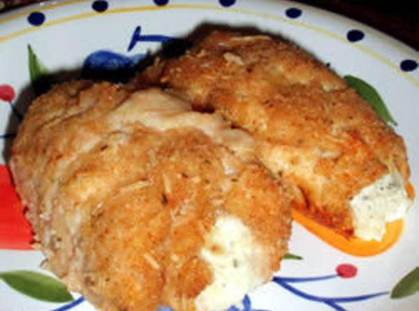 Cheesy Garlic Stuffed Chicken Recipe