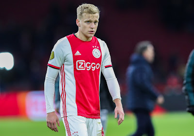 Officiel : Donny Van de Beek, nouvelle recrue de Manchester United !