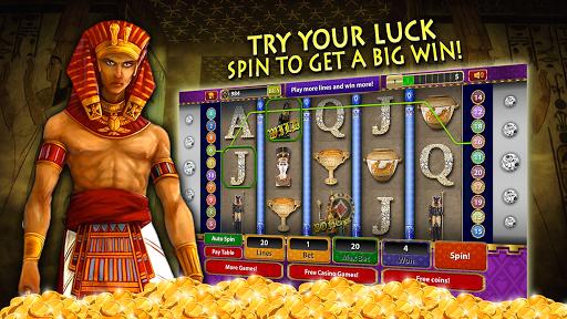Golden Pharaoh:Final Challenge