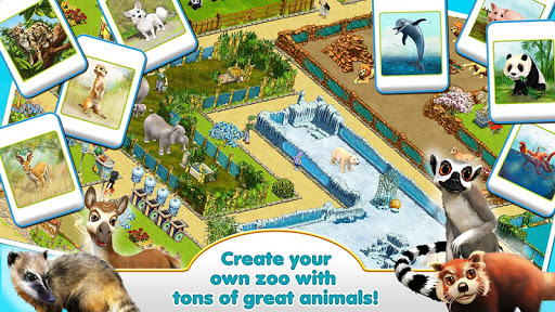 MyFreeZoo Mobile 2.0.036 screenshots 4