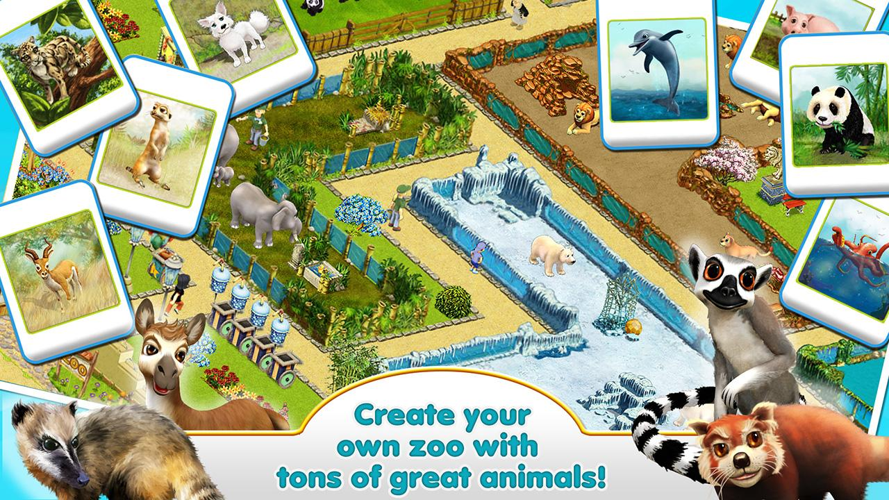 MyFreeZoo Mobile- screenshot