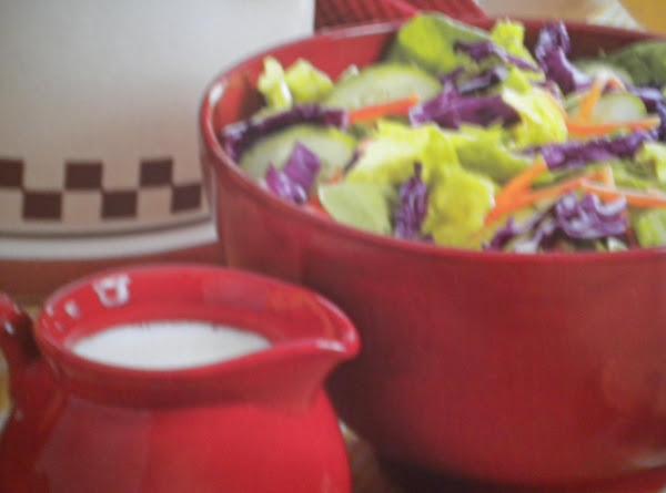 Creamy Salad Dressing Recipe