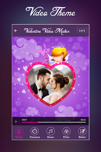 Love Effect Video Maker : Slideshow Maker image
