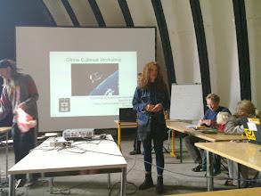 Photo: cubesat project workshop