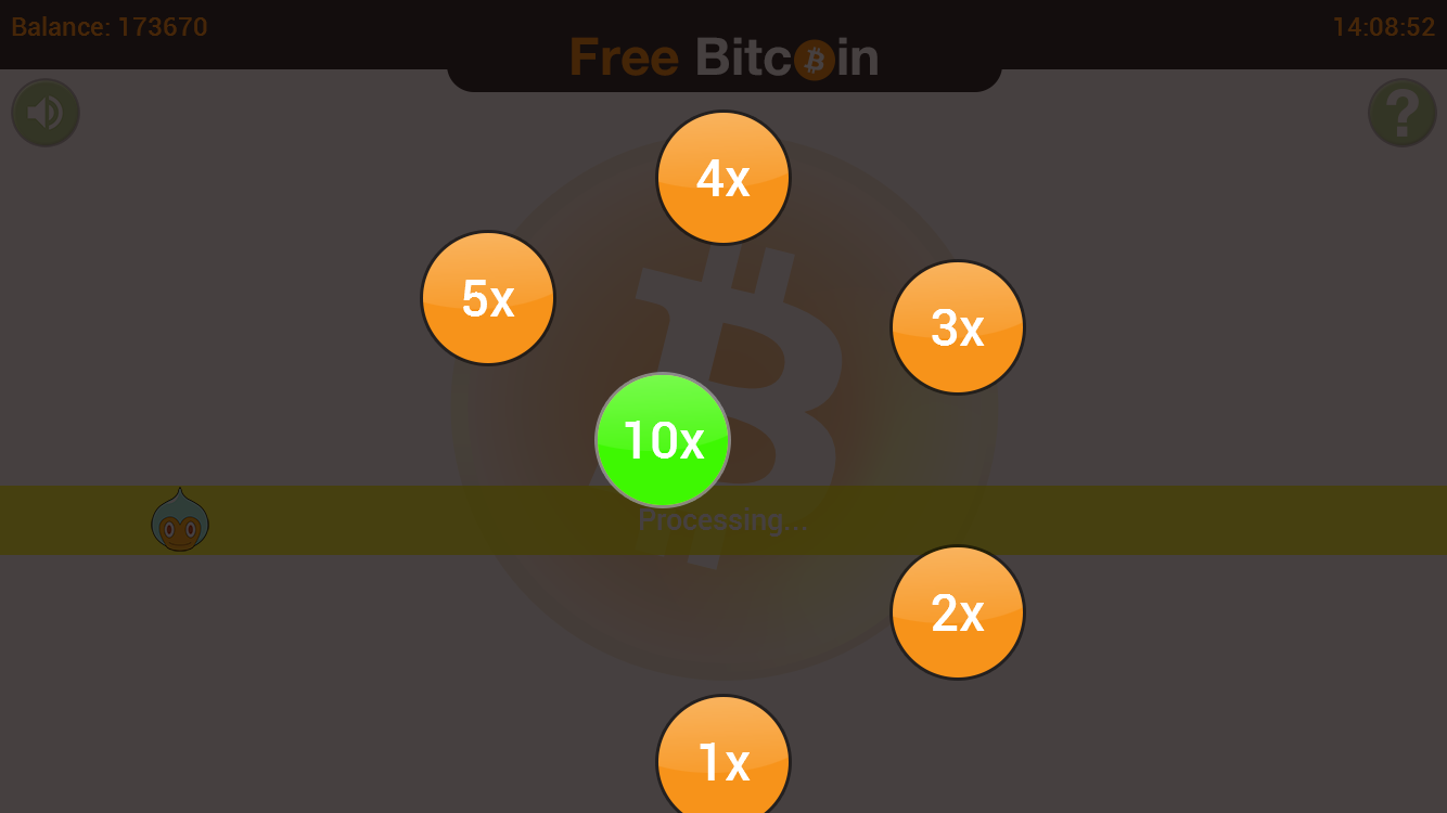Free Bitcoin- screenshot