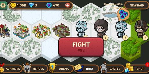 Télécharger gratuit Raid Heroes: Sword And Magic APK MOD 2