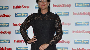 Natalie J Robb teases 'twists and turns' in Emmerdale