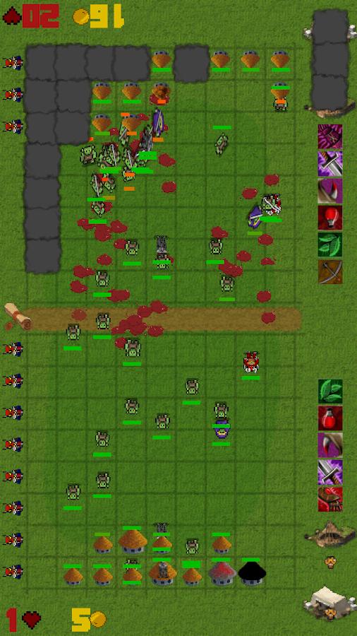 Orc Genocide - screenshot