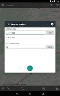 Locus Map – add-on Geocaching4Locus 11