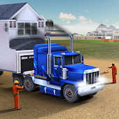 City Construction House Mover