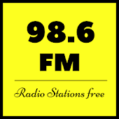 98.6 FM Radio Stations Online Android APK Download Free By Radio FM - AM Online
