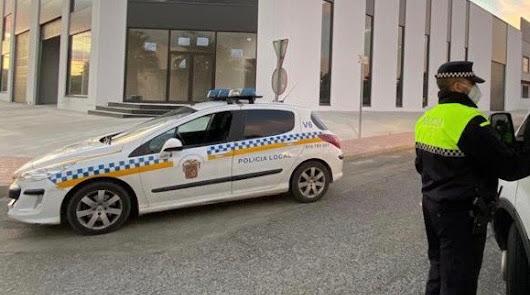 Detenido un hombre en Huércal-Overa por un supuesto delito de robo con fuerza