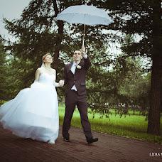 Wedding photographer Lidiya Mukhamadeeva (lidia). Photo of 01.11.2013