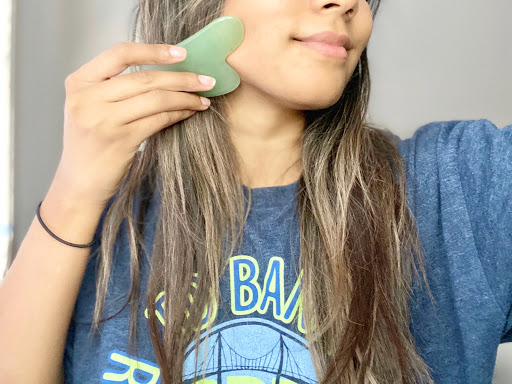 Gua Sha—The Skincare Tool You Never Knew You Needed (+ Pay Under $9 for Gua Sha & Jade Roller!)